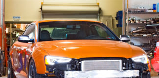 Система охлаждения двигателя автомобиля