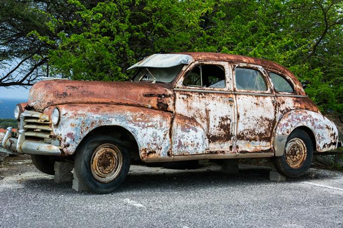 Как бороться с коррозией автомобиля