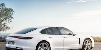 Гибридный-Porsche-Panamera