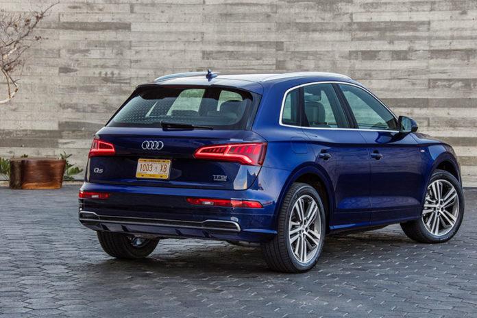 Первый гибрид Audi Q5 hybrid