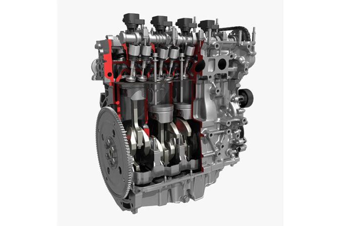 Система отключения цилиндров двигателя