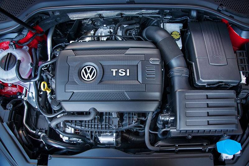 Снижение объема ДВС: двигатель 1,4 TSI