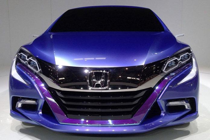 гибрид Honda Insight