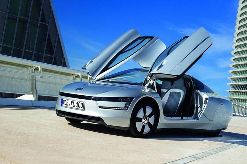 Третье поколение сверхэкономичной серии Volkswagen
