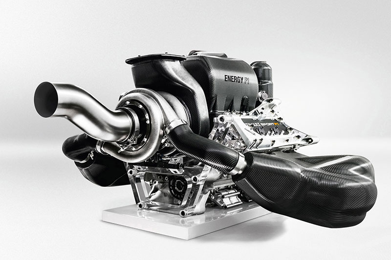 Renault Energy F-1