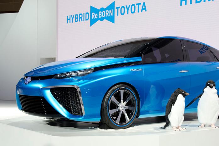 Автомобили на водороде