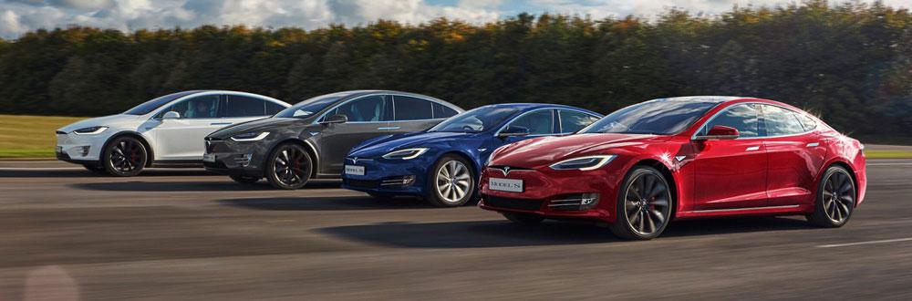 Динамические характеристики Tesla Roadster