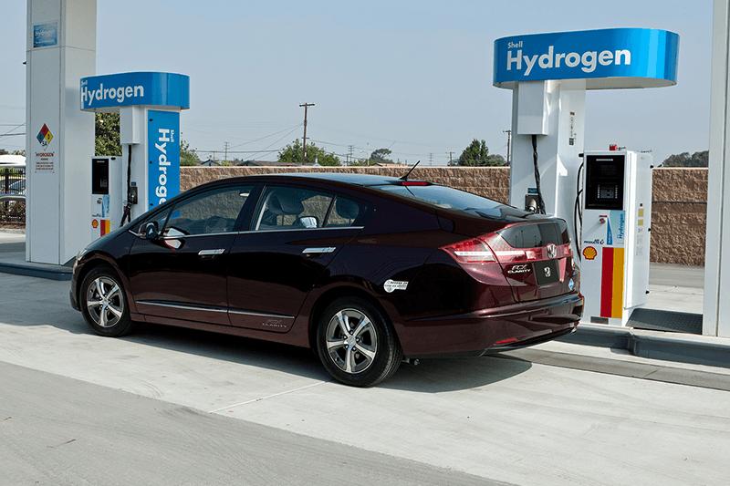Водород как топливо для автомобилей