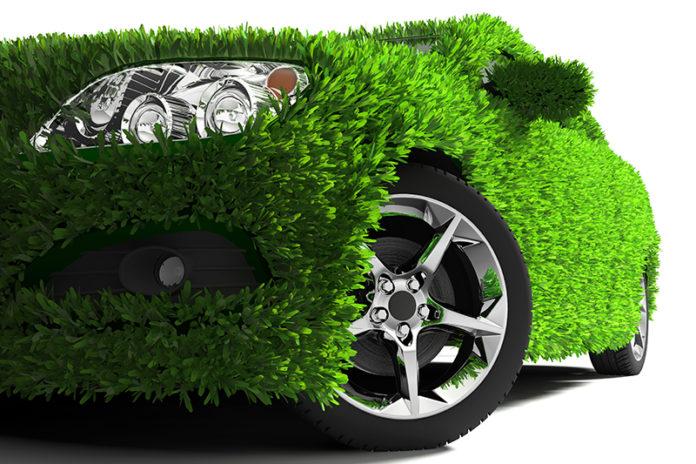 Экомаркировка автомобилей в США
