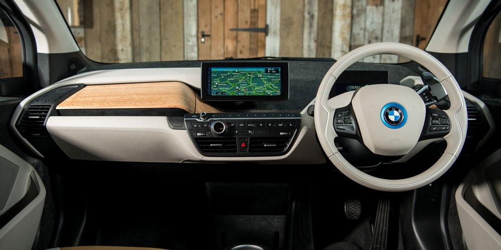 Электромобиль BMW i3 люкс