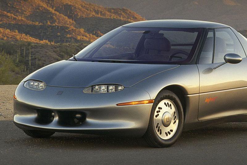 электромобиль GM EV1