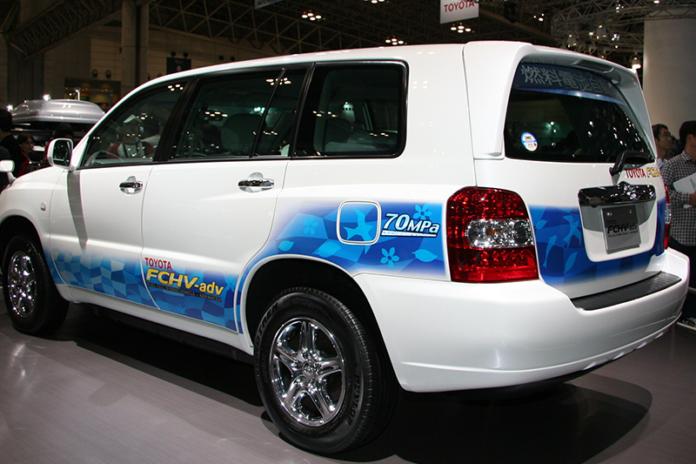 Toyota FCHV Adv