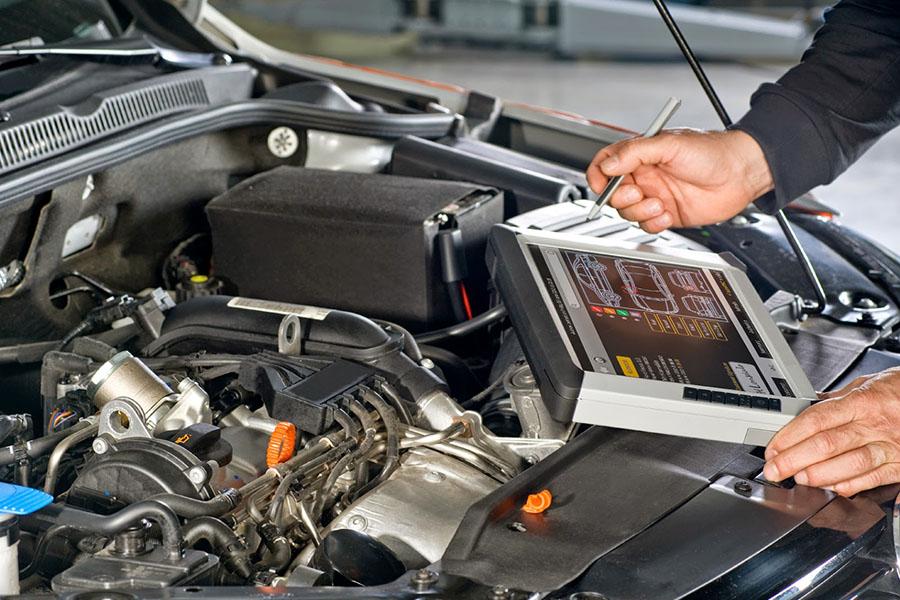 Как производится диагностика автомобиля