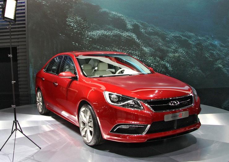 iAvto - китайский автомобиль