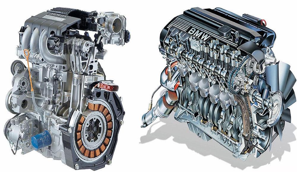Какой двигатель выбрать?