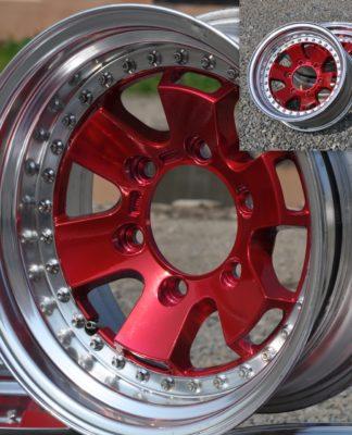 Реставрация дисков автомобиля
