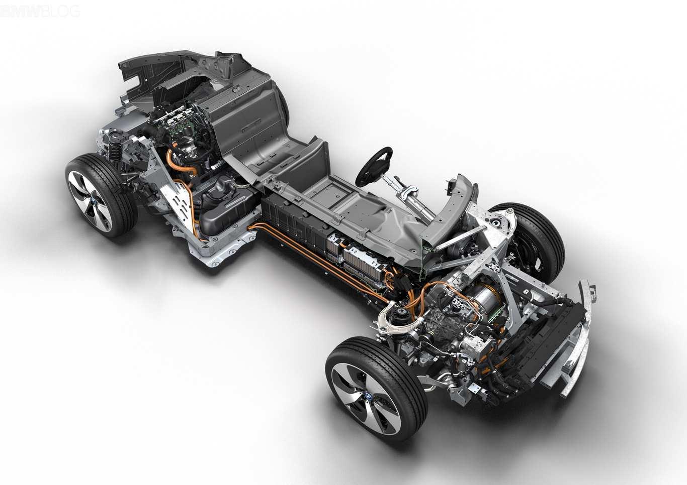 BMW i8 - победитель