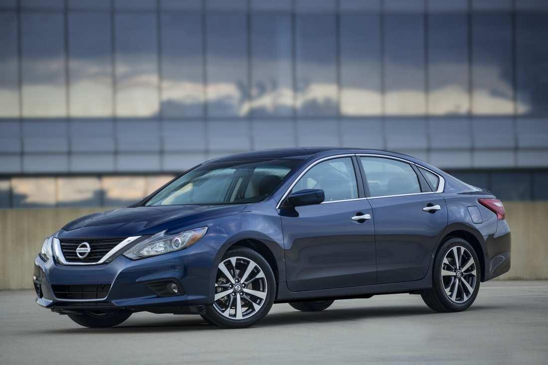 Nissan Altima 2016 (Teana)